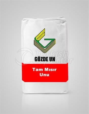 Whole Corn Wheat Flour