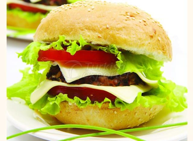 Hamburger-Sandwich Wheat Flour