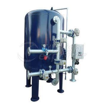 Surface Piping Active Carbon Filter