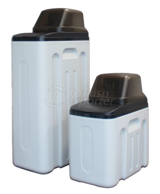 Cabinet Water Softening