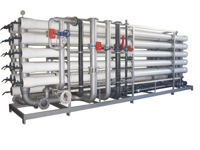 Reverse Osmosis Units