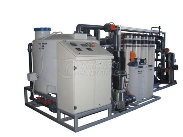 Ultrafiltration Units