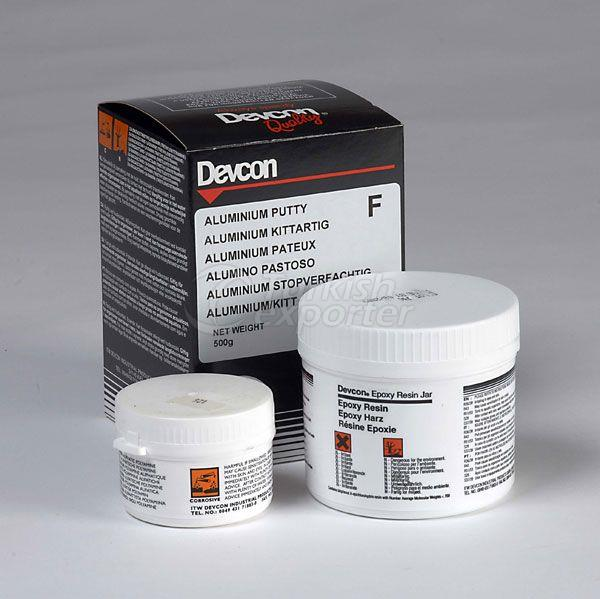 Devcon F Aluminium Putty