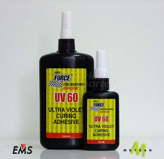 UV Curing Adhesive EMS Force UV-60