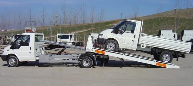Sliding Platform Tow Truck