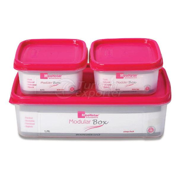 Airtight Containers Ms-07