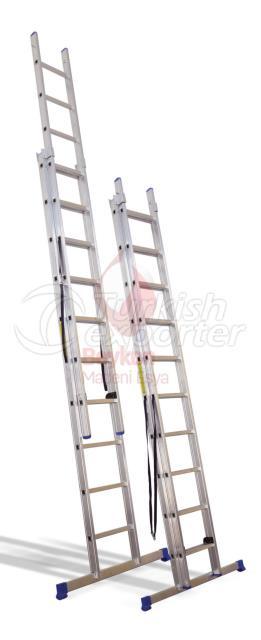 Industrial Sliding Ladder IA 230