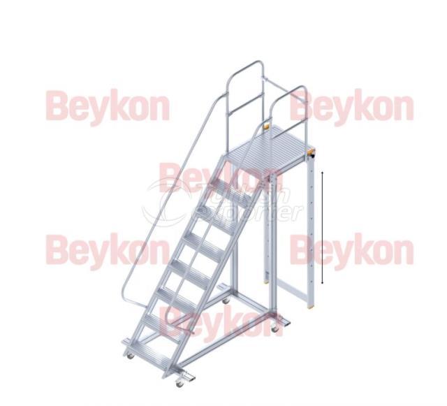 Industrial Single Ladders