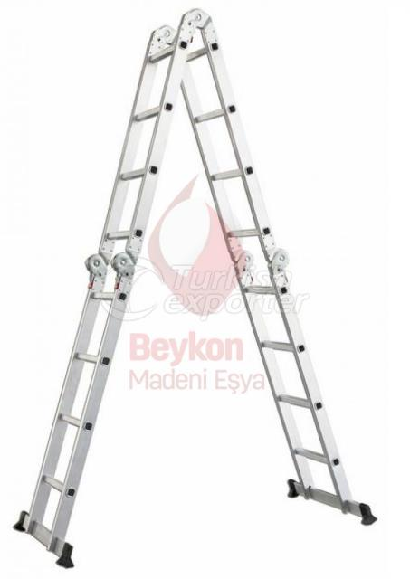 Multipurpose Ladders BY 104