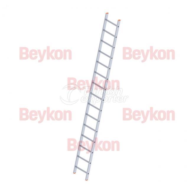 Industrial Sliding Ladder 5m