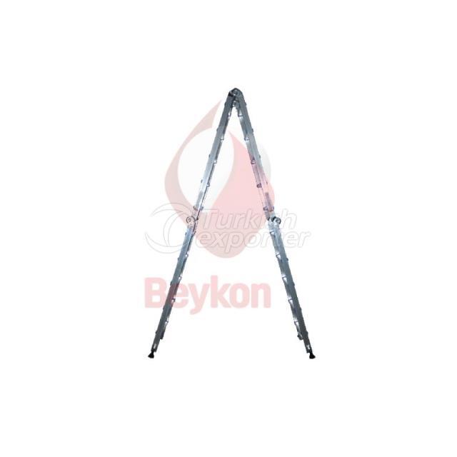 Multipurpose Ladders GOLD 45