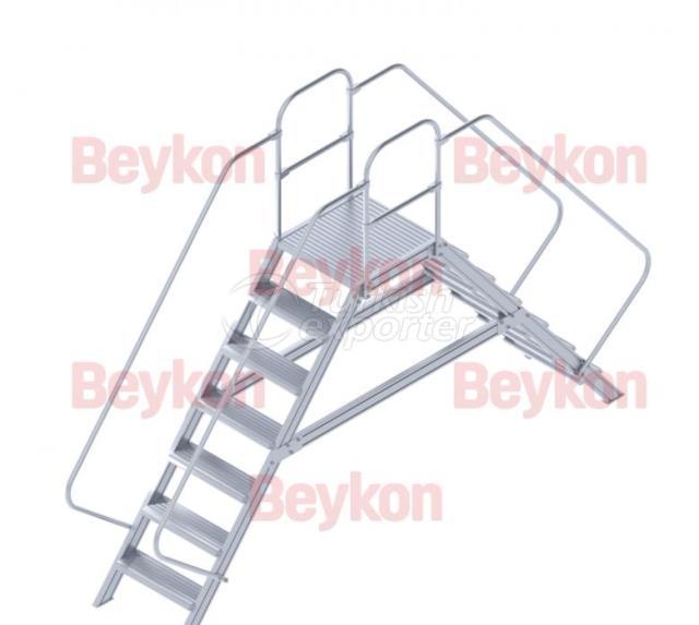 Industrial Dual Ladders
