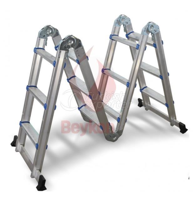 Multipurpose Ladders GOLD 43