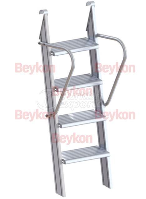 Industrial Aluminum Ladders