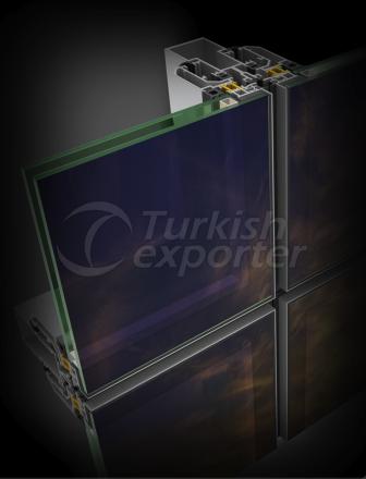 Curtain Wall System IZO SPS