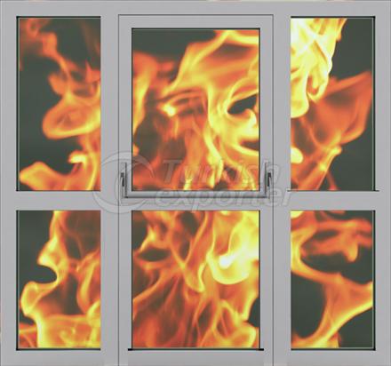 Fire Resistant Door System FP 67 1