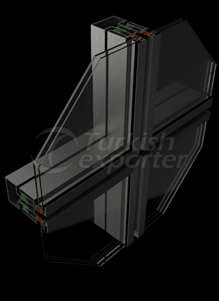 Curtain Wall System MN 86