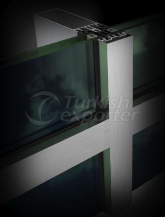 Curtain Wall System IZO KE 50