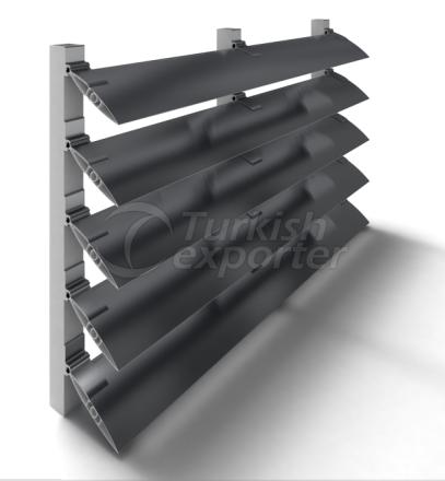 Aluminum Sun Breaker