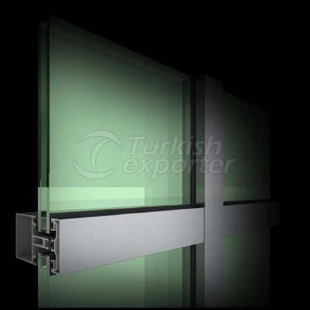Curtain Wall System KE 50