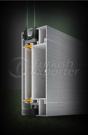 Window Joinery System IZOC 60