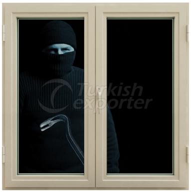 Burglar Resistant Window Door System ST70BR