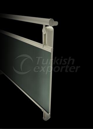 Aluminum Handrail System HR 80