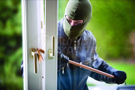 Burglar Proof Door ST 70 BR