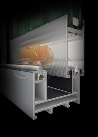 Sliding Joinery System SLS 33