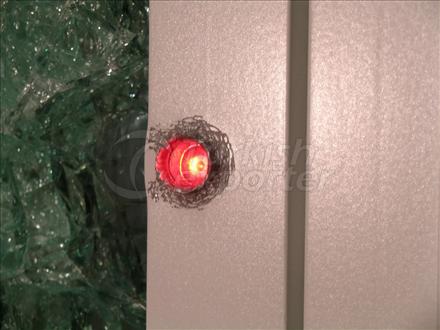 Bullet Resistant Door Window AR 83 2