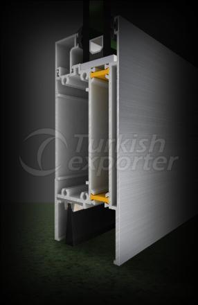 Door Window Joinery System DE 60