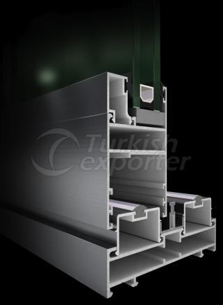 Sliding Joinery System SEZ 50