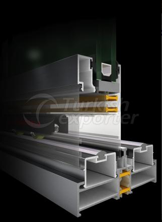 Sliding Joinery System SE 50