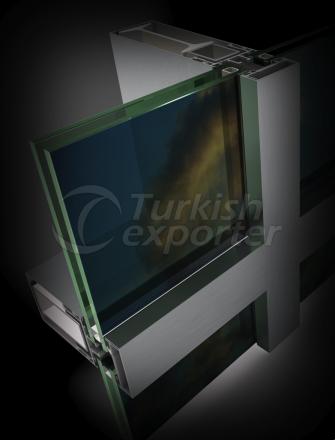 Curtain Wall System AC 70