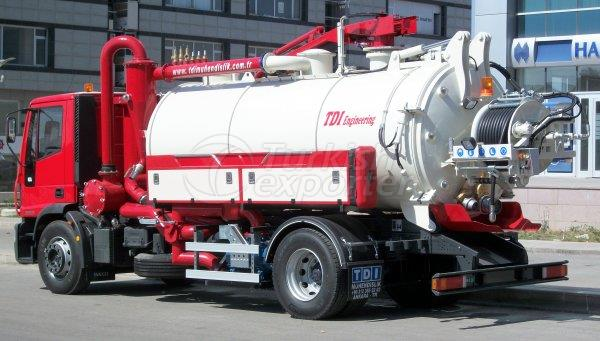 Sewer Cleaning Truck CB Series