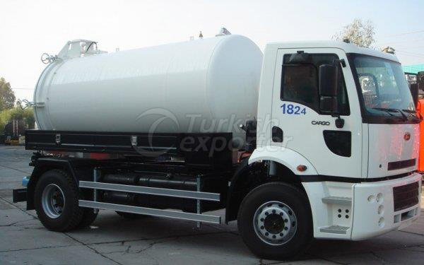 Sewage Suction Truck VS Series