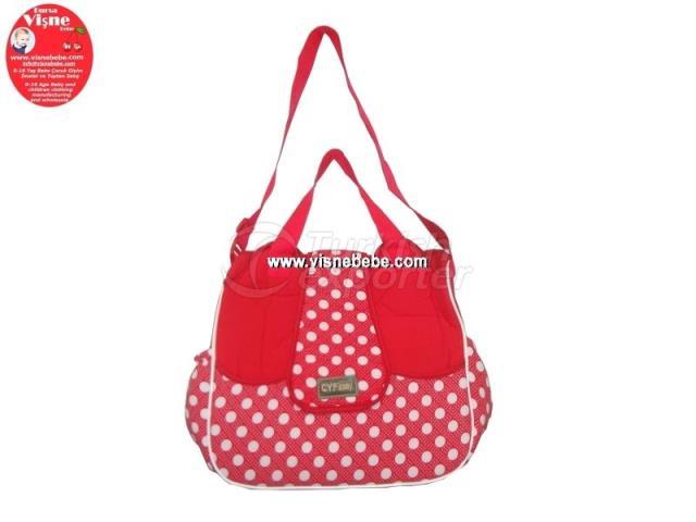 Dottet Luxury Nappy Bag