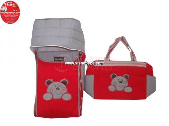 Nappy Bag and Baby Carrier