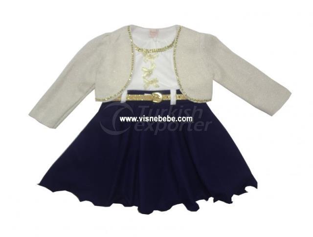Tricot Bolero Dress