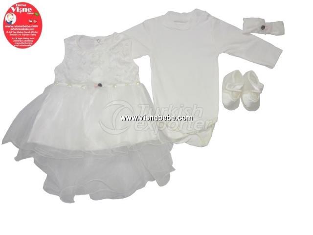 Baby Girl Memorial Service Dress