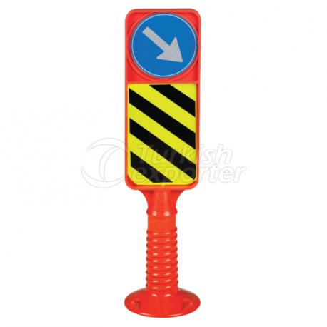 Flexible Refuge Sign - CR 2601