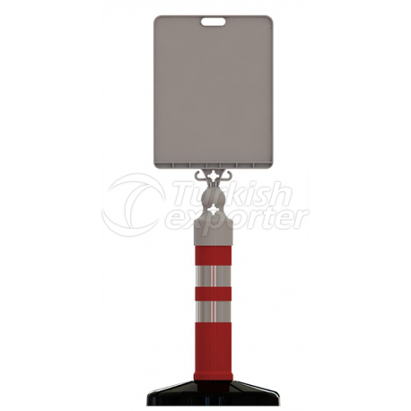 Warning and Ad Post - CR 6007