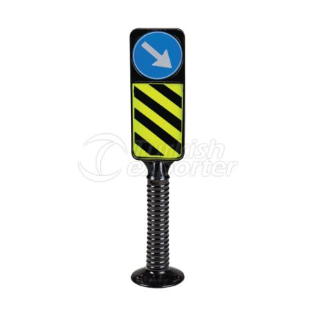 Flexible Refuge Sign - CR 2605