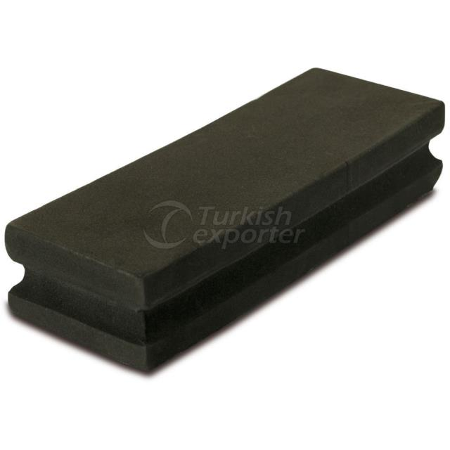 Rubber Sanding Block Wedge