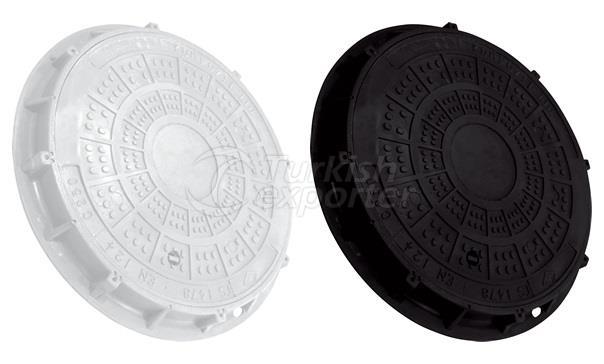 Manhole Cover (Circle)