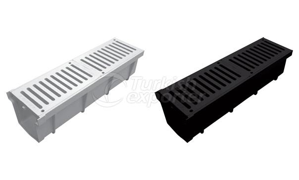 Rainwater Grate (Slotted)