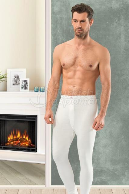 161-THERMAL MEN PANTS