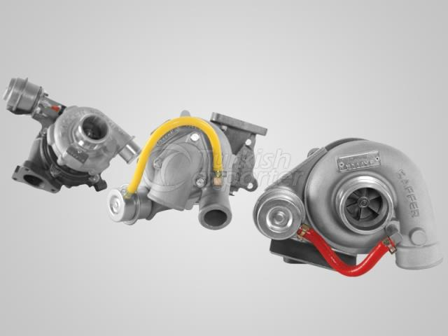 Turbo Charger SAFFER