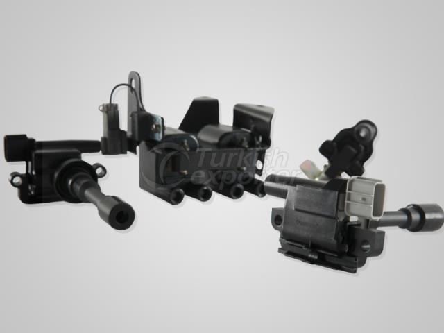 Ignition Coil and Distributor MAHER