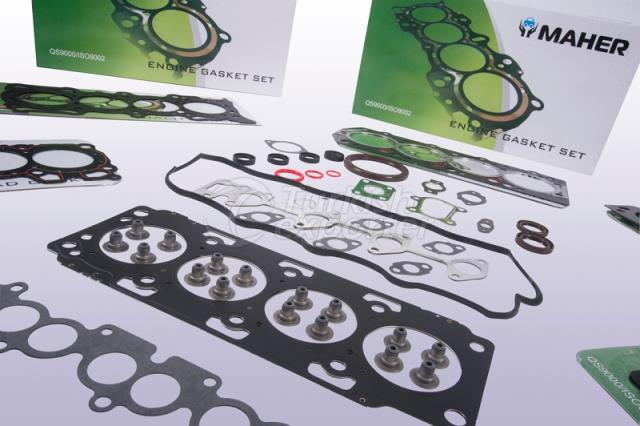 Engine Gasket Seals and Oil Seals MAHER